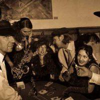 20er Jahre Party im Casino